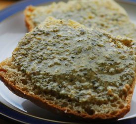 Brazil Nut and Pumpkin Seed Spread