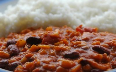 Bean Curry