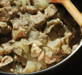 Pork Tortilla Wraps
