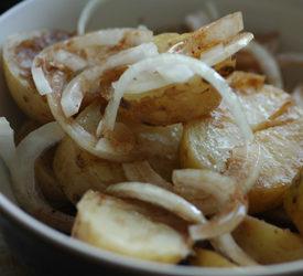 Sausage & Potato Salad