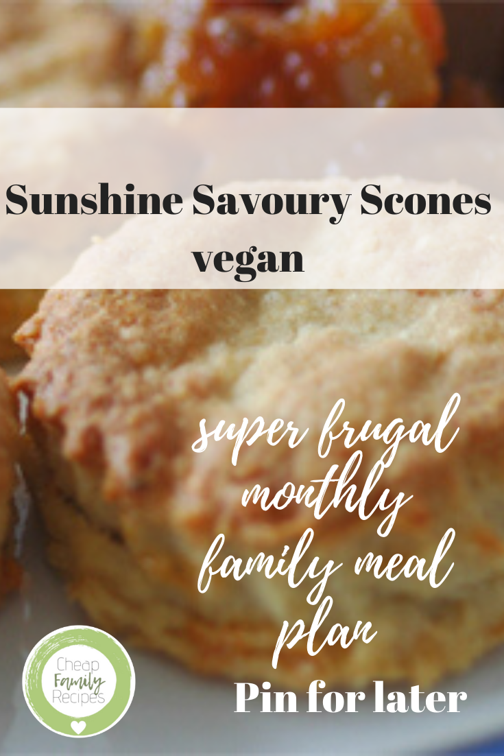 sunshine scones